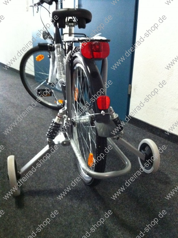 Yuanfenghua Erwachsene Stützräder-Paar-Räder von 20 bis 30 Zoll-Fahrrad