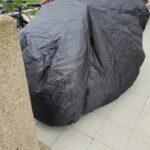 Abdeckplane Wetterschutzplane für Erwachsenen Kynast Dreirad